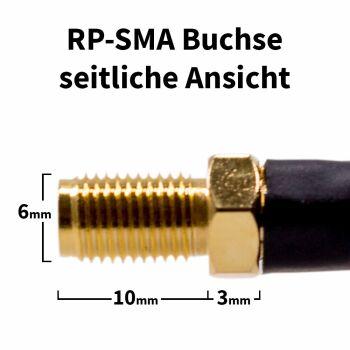 RP-SMA Buchse