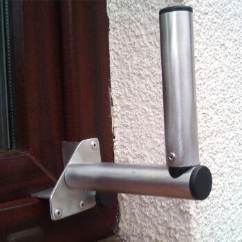 Antennen- Fensterhalterung
