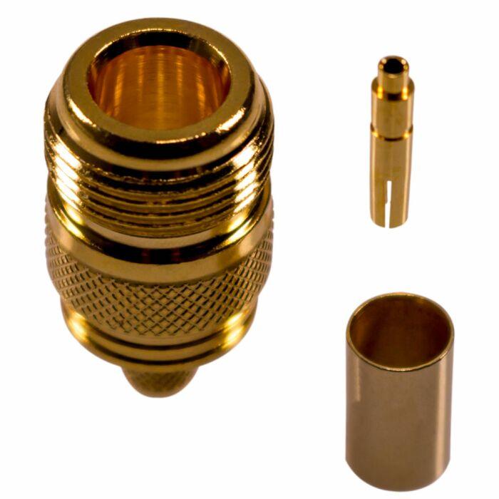 N Buchse H155 / RF5 / RF240