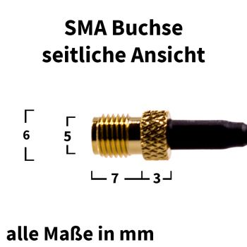 SMA Buchse