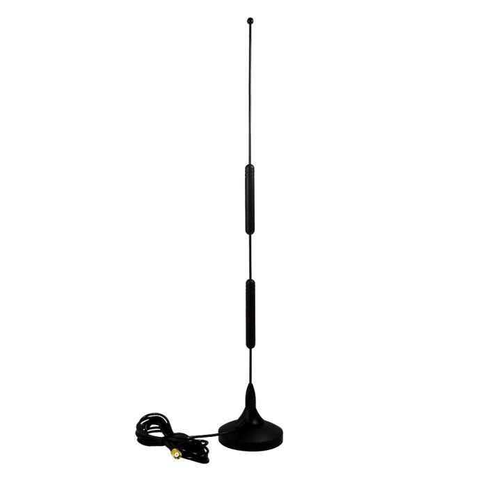 12dBi 3G / 4G Multiband Rundstrahler mit Magnetfuß und SMA Stecker