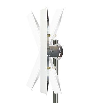 Antenne montiert an einem Mast