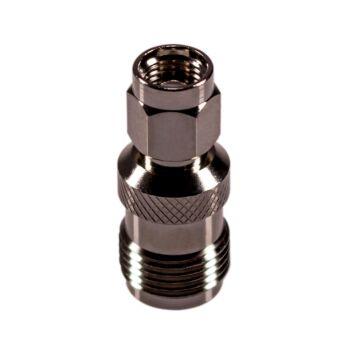 Coax Adapter RP-TNC Buchse zu RP-SMA Stecker