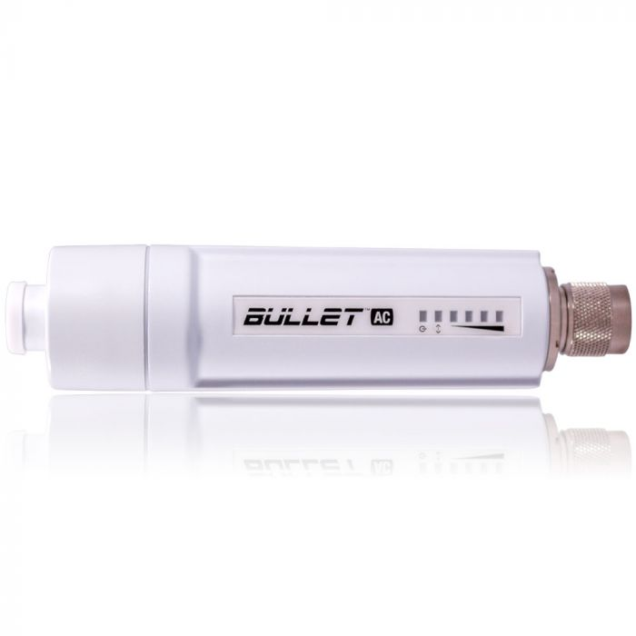 Ubiquiti Bullet AC | 2.4 / 5 GHz, High Power, 802.11AC, 500+MBit