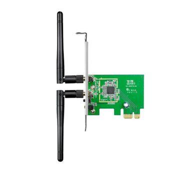 Zwei WLAN Antennen für eine optimale Reichweite