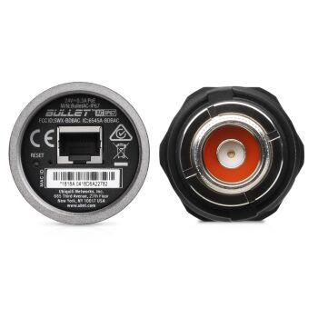 Ethernet Port und N Stecker