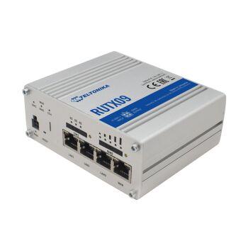 TELTONIKA RUTX09 CAT.6 4G Router  Dual Sim, Aluminium...