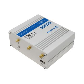RUTX09 Antennenanschlüsse für 4G und GPS Antenne