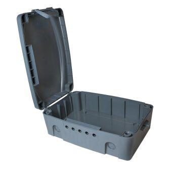 Elektronikbox - offen