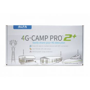 ALFA Network 4G-CAMP PRO 2+