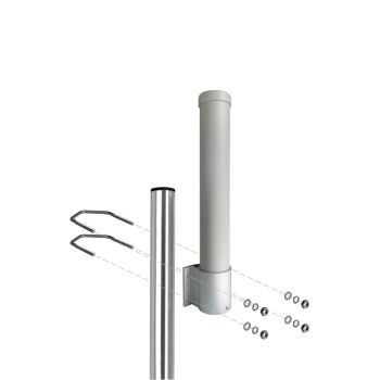 Montage der Antenne