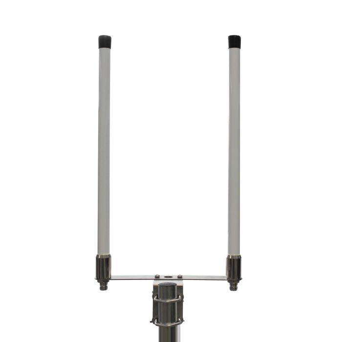 Rundstrahler für LTE Verbindungen - Universal- 4G Antenne mit weißem Gehäuse