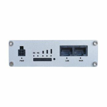 TELTONIKA RUT360 Vorderseite mit Ethernet Port